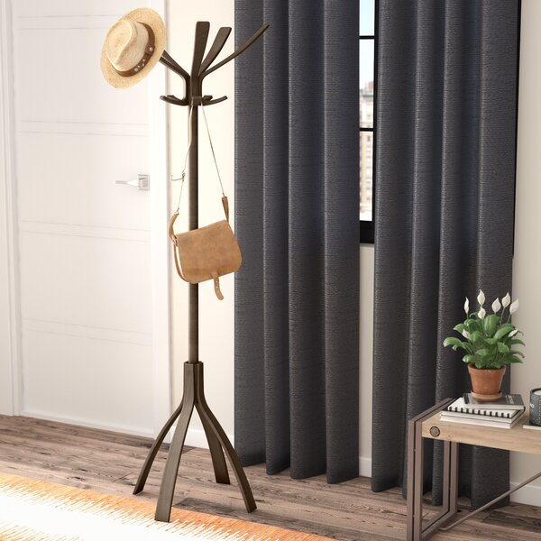 Campion Cafe Wood Coat Rack by Trent Austin Design