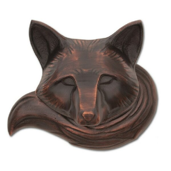 Fox Door Knocker by Michael Healy Designs