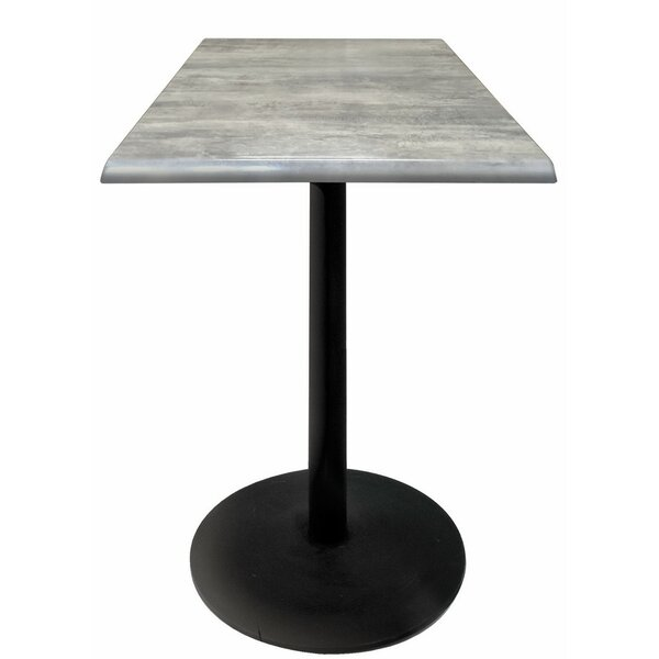 Manufactured Wood Bar Table by Holland Bar Stool Holland Bar Stool