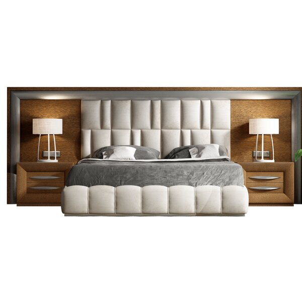 Rone Standard 4 Piece Bedroom Set by Brayden Studio