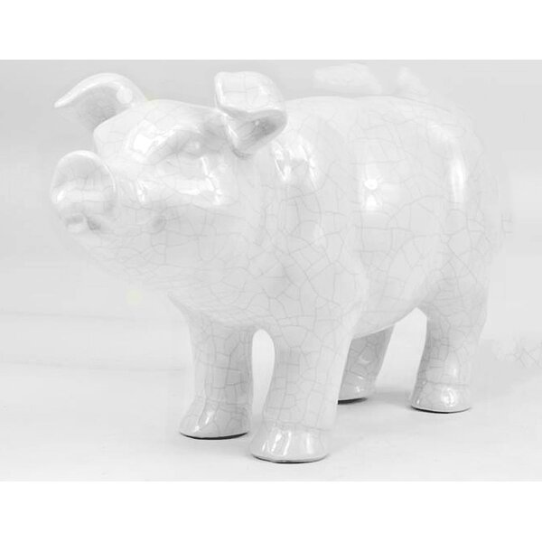 Dolomite Pig Figurine by GT DIRECT CORP
