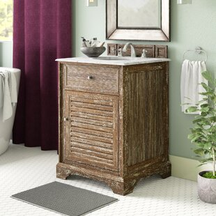 Best Reviews Osmond 26 Single Driftwood Bathroom Vanity Set By Greyleigh