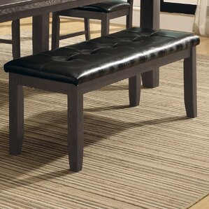 Nexus Upholstered Bench by Red Barrel Studio