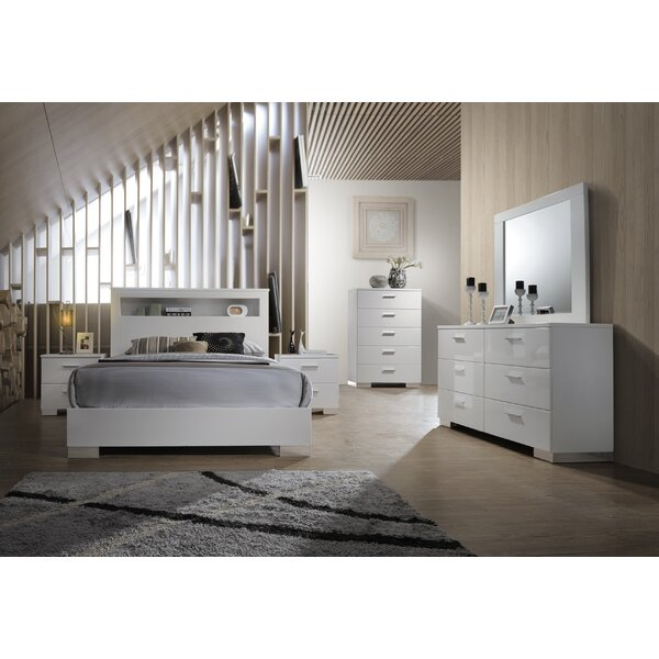 Gideon Panel Configurable Bedroom Set by Orren Ellis