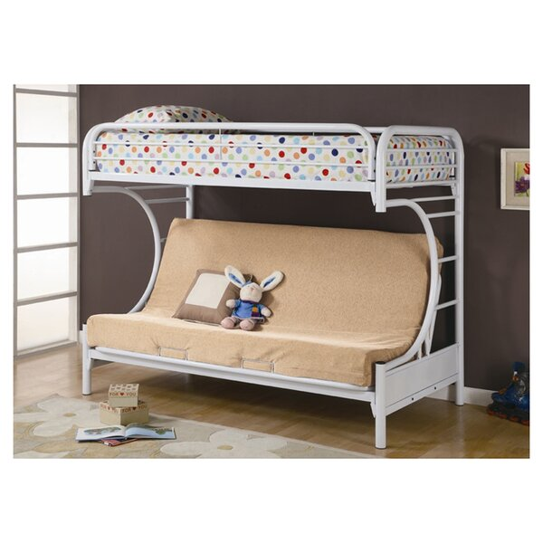 Fall Creek Twin Over Full Futon Bunk Bed by Wildon Home®