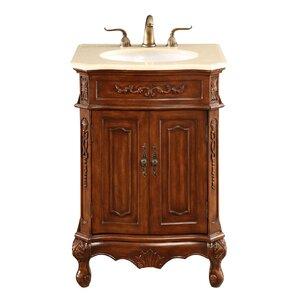 single vanity cabinet with sink. Ambudkar 24  Single Vanity Set Vanities You ll Love Wayfair