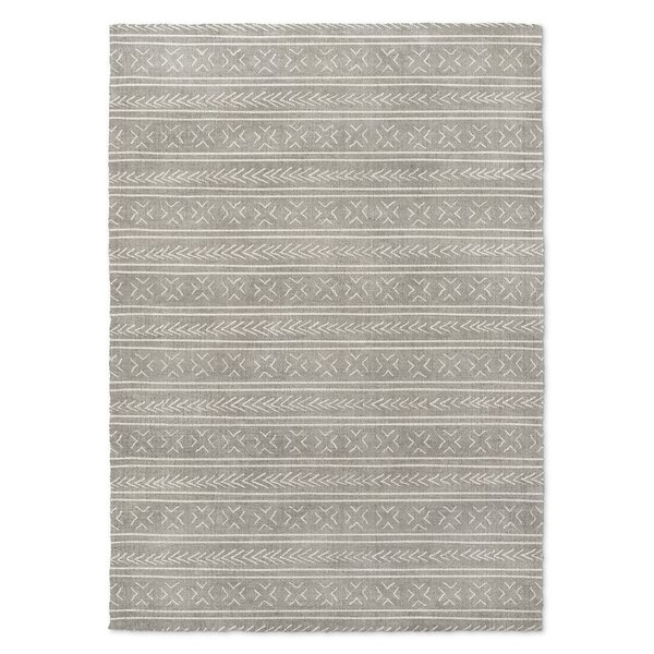 Gray Area Rug by Foundry Select