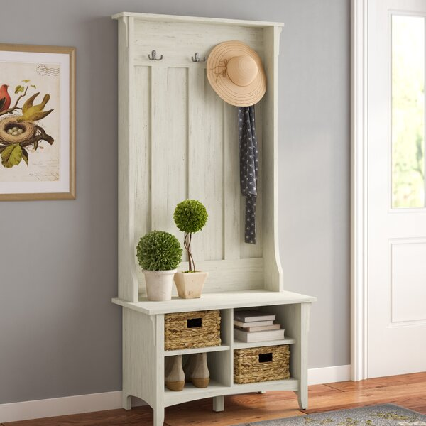 Ottman Hall Tree with Storage Bench by Lark Manor