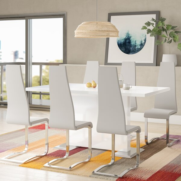 Anza 7 Piece Dining Set by Orren Ellis