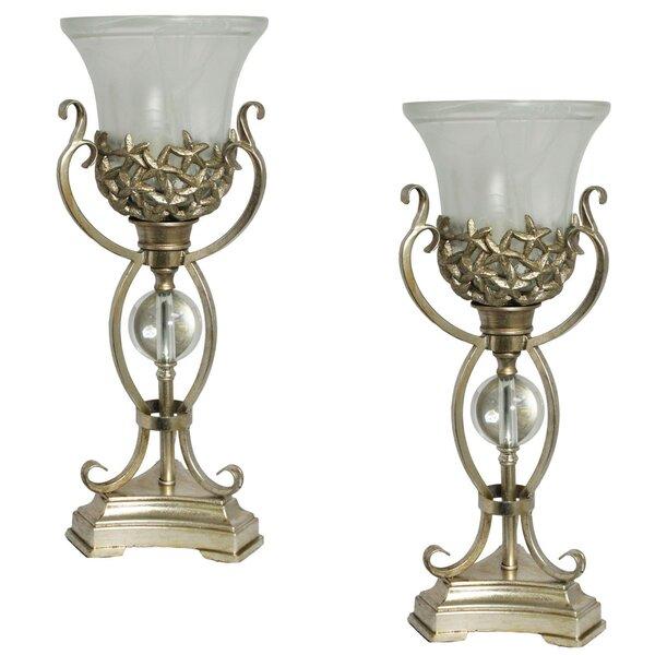 Laguna 21 Table Lamp (Set of 2) by Urban Designs