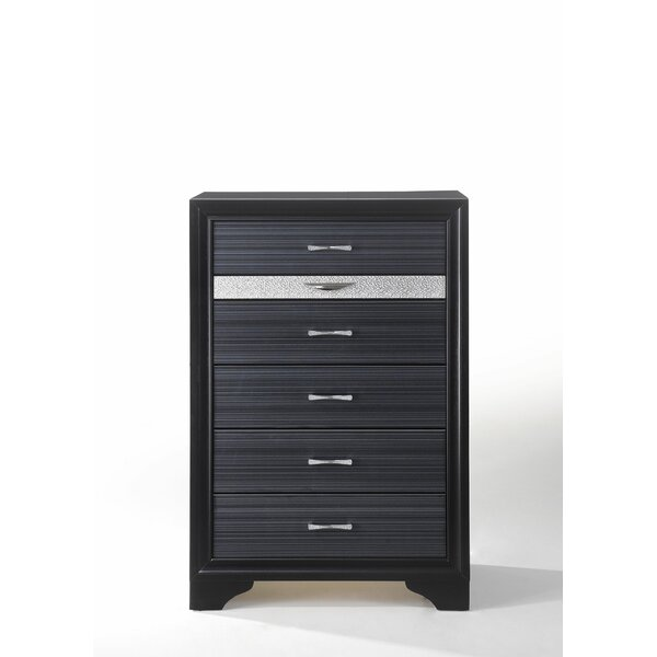 Jules 6 Drawer Chest by Mercer41