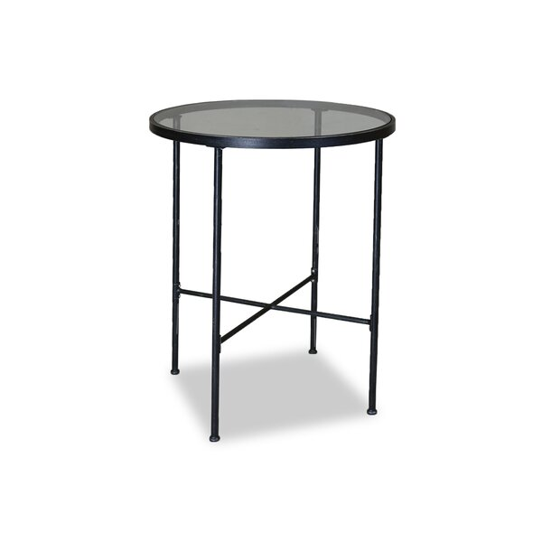Provence Glass Bar Table by Sunset West Sunset West