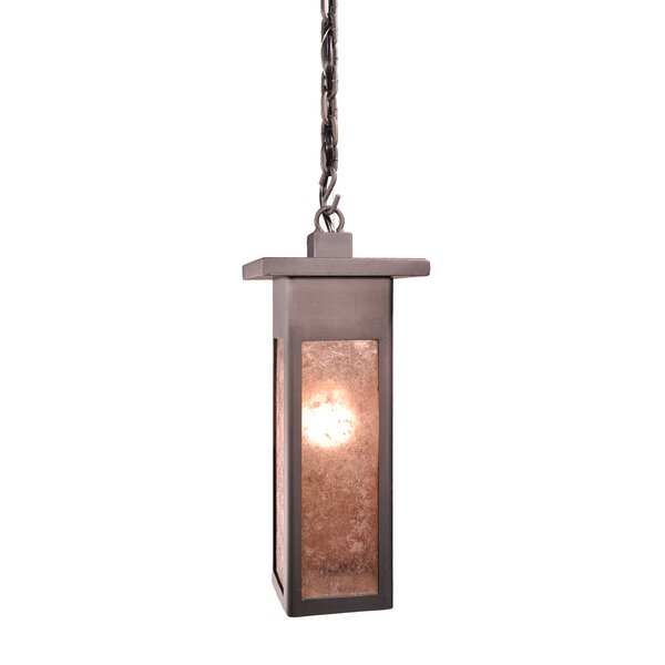 Delatorre 1-Light Lantern Pendant by Millwood Pines