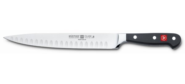 Classic 9 Hollow Edge Slicing Knife by Wusthof