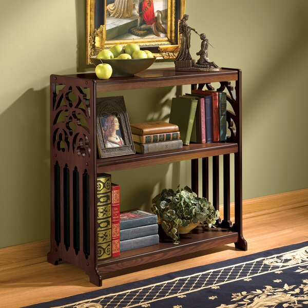 Gothic Standard Bookcase By Design Toscano