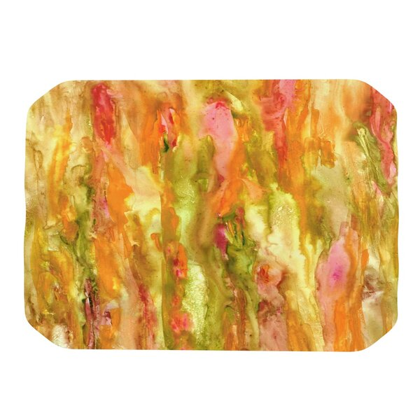 Walk in The Forest Placemat by KESS InHouse
