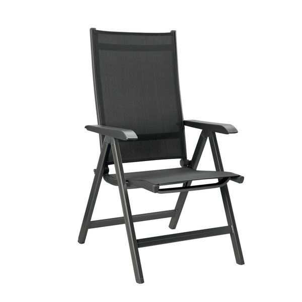 Heimo Basic Plus Multi-position Folding Patio Dining Chair by Ebern Designs