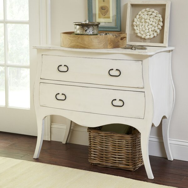 Leena 2 Drawer Accent Chest by Birch Lane™