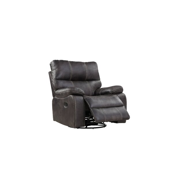 Diorio Manual Swivel Glider Recliner By 17 Stories