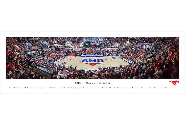 NCAA Southern Methodist University Photographic Print by Blakeway Worldwide Panoramas, Inc
