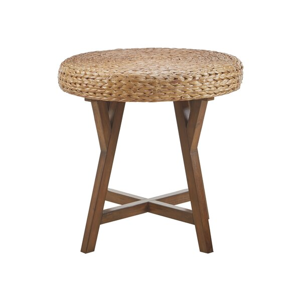 Stockton Round End Table by Bay Isle Home