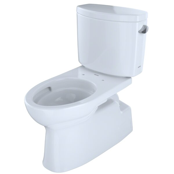 Vespin® II 1.28 GPF Dual Flush Elongated Two-Piece Toilet by Toto