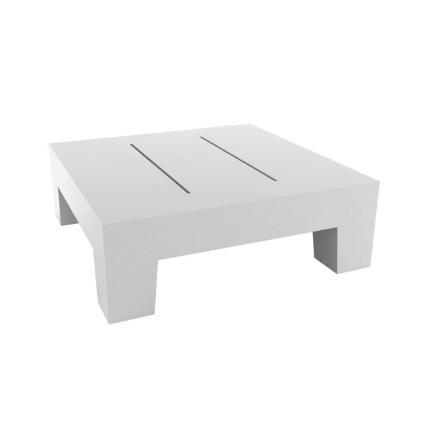 Jut Plastic/Resin Dining Table by Vondom Vondom