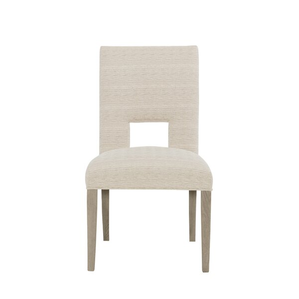 Mosaic Upholstered Dining Chair (Set of 2) by Bernhardt