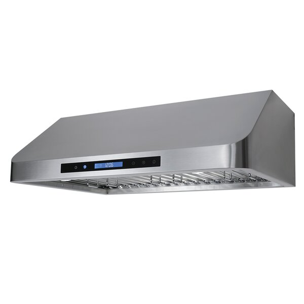 30 900 CFM Ducted Under Cabinet Range Hood by Cosmo