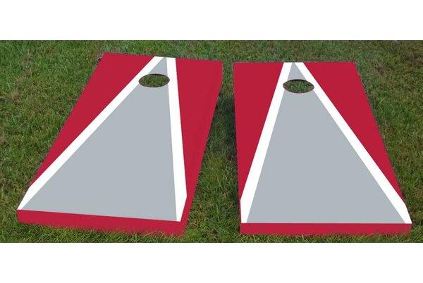Ohio State Buckeyes Cornhole Game (Set of 2) by Custom Cornhole Boards