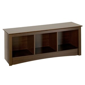 Penelope Wood Storage Bench