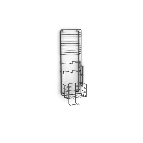Wall Mounted Storage Rack by Atlantic