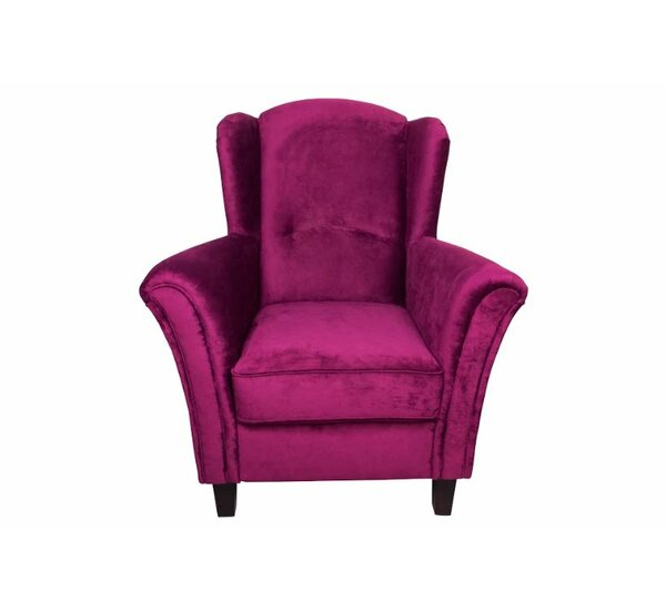 Dempsey Wingback Chair by Darby Home Co
