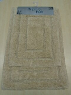 Race Track 2 Piece Bath Mat Set by AM Home Textiles
