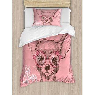 Puppy Bedding For Girls Wayfair