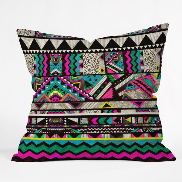 Kris Tate Throw Pillow by Deny Designs