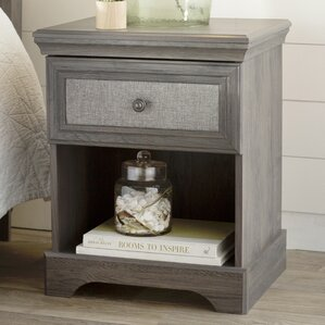 Middleton 1 Drawer Nightstand by August Grove