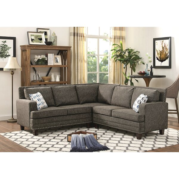 Steffan Sectional by Ebern Designs