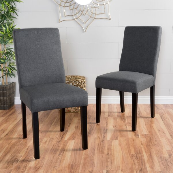 Honn Side Chair (Set of 2) by Latitude Run