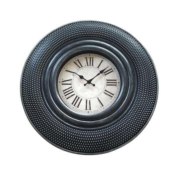 Brenton 20 Wall Clock by Darby Home Co