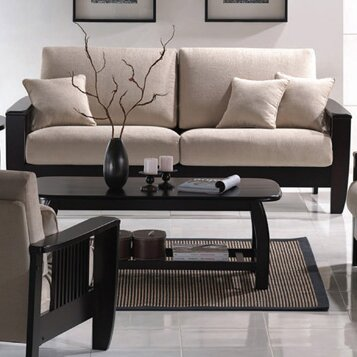 Stylish Mission Sofa by Wildon Home by Wildon Home�