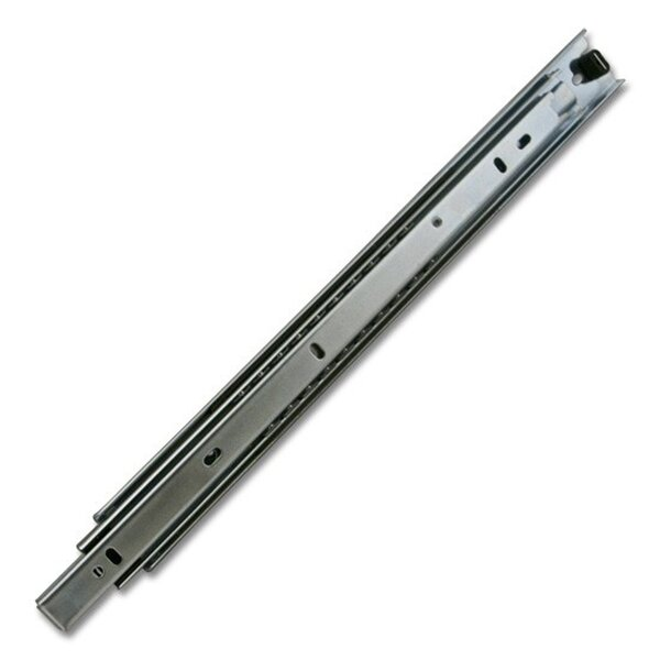 Metric Low-Profile Full Extension Side Mount Drawer Slide (Set of 2) by Custom Service Hardware