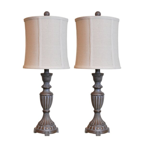 Lansdale 25 Table Lamp (Set of 2) by Ophelia & Co.