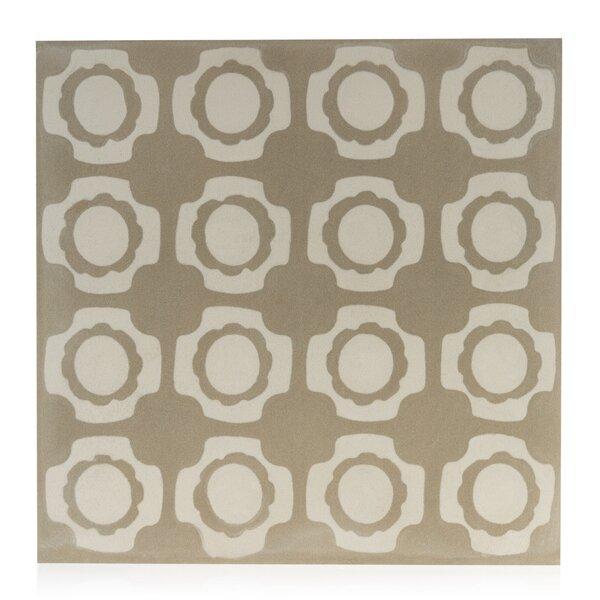 Encaustic 11.71 x 11.71 Porcelain Field Tile