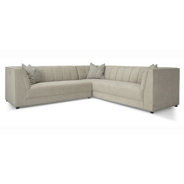 Ameer Symmetrical Sectional By Rosdorf Park