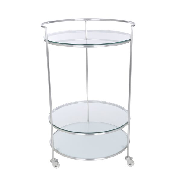Vaishal Bar Cart by Orren Ellis