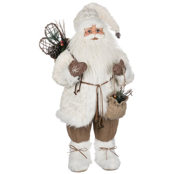 Hygge Santa Figurine by The Holiday Aisle