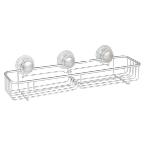 Metro Aluminum Shower Caddy by InterDesign