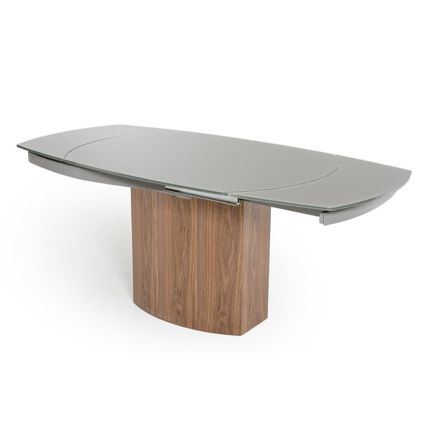Swing Extendable Dining Table by VIG Furniture