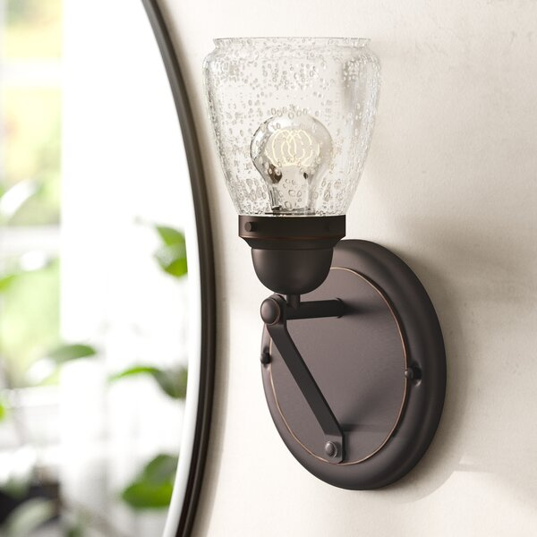 Harborcreek 1 Light Bath Sconce [Laurel Foundry Modern Farmhouse]